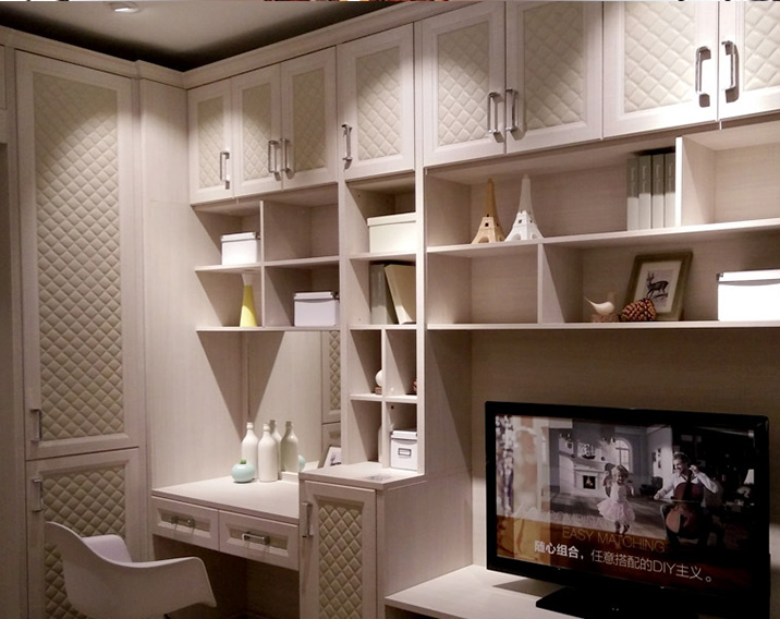 客厅整体家具-007