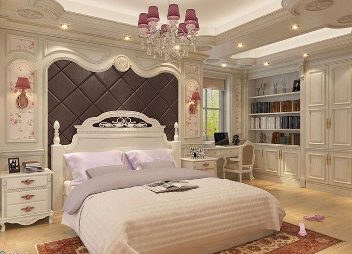 卧室整体家具-012
