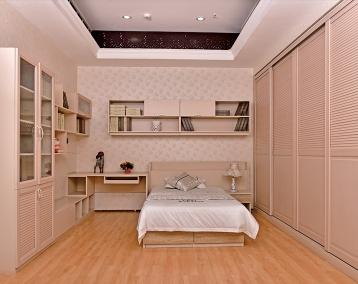 卧室整体家具-002