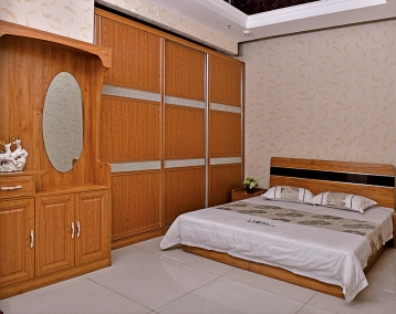 卧室整体家具-004