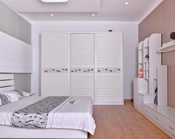 卧室整体家具-001