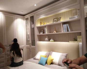 卧室整体家具-009