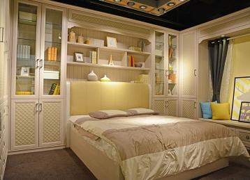 卧室整体家具-013
