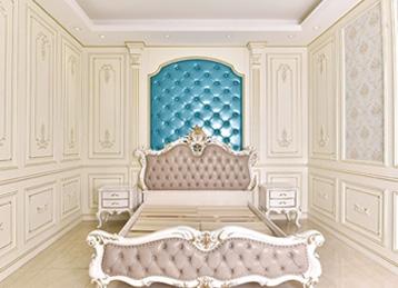 全屋定制卧室-烤漆系列